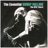 SONNY ROLLINS The Essential - The RCA Years 2CD NEW