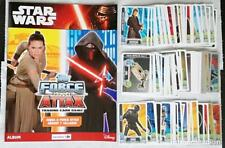 Album Star Wars: Topps Force Attax Tradding cards game - Nuevo + 119 cromos