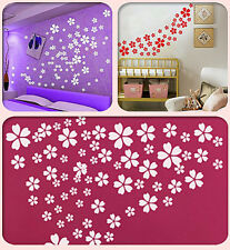 73 Flowers Sticker Wall Vinyl Stickers DIY Wall Decal Home Decor HIGH QUALITY