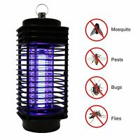 Electric 110V Light Mosquito Killer Fly Bug Insect Zapper Trap Catcher Lamp US