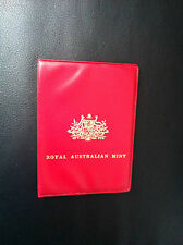 1969 UNC ROYAL AUST MINT SOUVENIR 6 COIN MINT SET