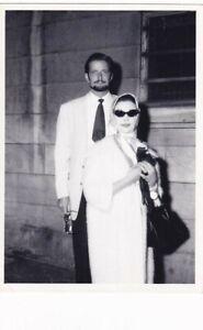 Vivien Leigh John Merivale candid VINTAGE 5x7 Photo