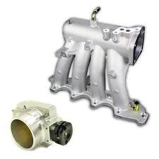 88-00 Civic/CRX Del Sol B16 B18 92-01 Intergra Intake manifold + Throttle Body