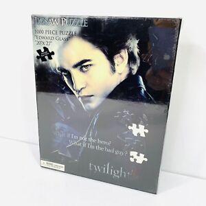 Twilight Edward Cullen NECA Jigsaw Puzzle 1000 Pieces