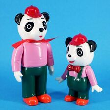 Big Panda and Little Panda Sofubi Doll Set of 2 Awesome Toy Pointless Island