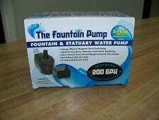 Danner ~ Fountain & Statuary Water Pump #01717 200 GPH ** BRAND NEW **