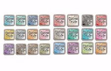 RELEASE 1 & 2- Ranger Tim Holtz DISTRESS OXIDE Ink Pads- ALL 24 Colors- IN STOCK