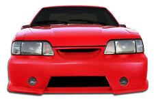 87-93 Ford Mustang Duraflex GT500 Front Bumper 1pc Body Kit 105001