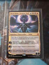 1 x Nicol Bolas, Dragon-God - War of the spark - MTG - Magic the Gathering NM