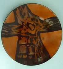 VINTAGE ENAMEL COPPER BY KUBASEK AUSTRALIA RETRO - MID CENTURY ARTS & CRAFT