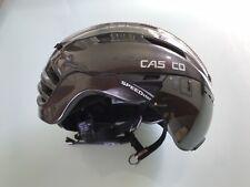 Casco Rennradhelm Speedster/Visier,Fahrradhelm, Triathlon Gr.L, wie neu!
