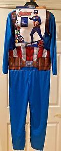 Marvel Avengers Captain America Child Costume Medium 8-10 (5-7 Years)