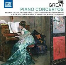 Great Piano Concertos, New Music