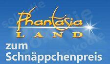 2 Phantasialand e-Tickets Eintrittskarten, inkl. Tipp zum kostenlosen Parken