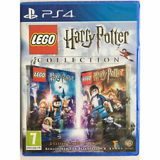 Lego Harry Potter Collection Years 1-7 (PS4 Playstation 4) New and Sealed