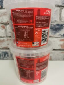60 Beef Stock Cubes 2x 60. 378g. Two tubs