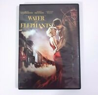 Water For Elephants DVD 2011 WS Robert Pattinson Reese Witherspoon