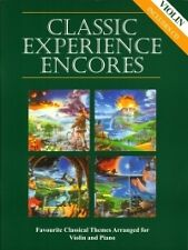 CLASSIC EXPERIENCE ENCORES Violin & Piano Lanning