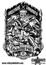(Black Friday Deal) /// Valleyside X Impurity: GLYNDWR Frame ///