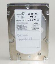 "Segate ST3450857SS 450GB 15K SAS 3.5"" SAS Hard Drive (drives have some markings)"