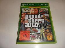 XBox 360  Grand Theft Auto IV [Xbox Classics] USK 18 (2)