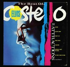 VINYL LP Elvis Costello And The Attractions - The Best Of ... PROMO 1A/1B VG++