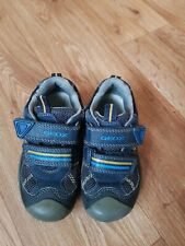 Geox Navy Blue Kids Shoes/trainers Size Uk 8.5 Euro 26