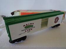 """""""O"""" 0/27 LIONEL H.J.HEINZ REEFER CAR ROLLING STOCK HEINZ REFRIGERATOR LINE"""