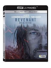 REVENANT - REDIVIVO (4K ULTRA HD + BLU-RAY) NUOVO, ITALIANO