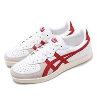 Asics Onitsuka Tiger GSM White Classic Red Men Casual Shoes Sneaker 1183A353-101