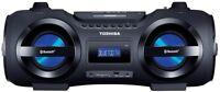 Toshiba TY-CWU500 Wireless/Portable Bluetooth Top Loading CD Player Boombox USB