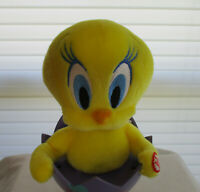 "Hallmark ""Tip 'n Fall Tweety"" Easter Animated Plush Sound & Motion *SEE VIDEO*"