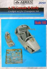 Aires 1/32  A-7E Corsair II Early Cockpit Set for Trumpeter kit # 2050