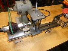 'Levin' Watchmakers Lathe Filing Machine Clock Tool / Attachment / Filer / Die
