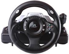 Tracer TRAJOY34009 Lenkrad Drifter für PC, PS2 und PS3