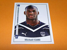 61 MICHAËL CIANI GIRONDINS BORDEAUX LESCURE PANINI FOOT 2011 FOOTBALL 2010-2011