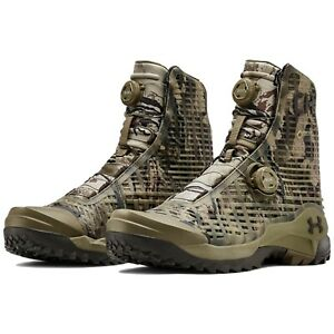 Under Armour 3020768 Men's UA CH1 GORE-TEX Waterproof Bayou Hunting Boots Shoes