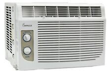 Impecca 2-Speed 5000 BTU Window AC Air Conditioner with 150 Sq. Ft. Cooling Area