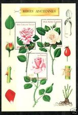 STAMP / TIMBRE FRANCE BLOC N° 24 ** FLORE ROSE ANCIENNE