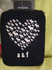 ABERCROMBIE KIDS,TABLET/ I PAD / KINDLE, SLEEVE CASE NWT,CLASSIC NAVY