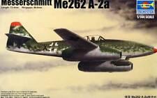 Trumpeter Messerschmitt me262 a-2a 262a con KRAD 1:144 kit modelo-kit Kit