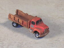 Z Scale 1955 B Model Mack Weathered Dump Truck