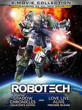 Robotech: 2-Movie Collection (The Shadow DVD