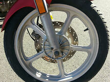 1987 Honda Super Magna Front Rim assembly w/ tire