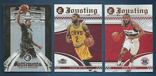 16/17 EXCALIBUR WIZARDS JOHN WALL JOUSTING INSERT CARD #13