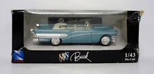 NEWRAY BUICK 1958 1/43 Die-Cast Car MISB COMPLETE 2002