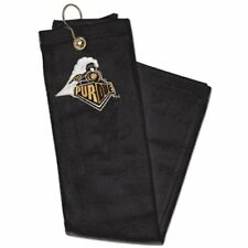 Purdue Boilermakers Golf Towel Embroidered University
