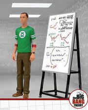 Big Bang Theory Sheldon Cooper Action figure Lanterna Verde SD Toys 18 cm