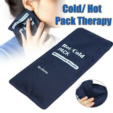 1Pcs Soft Reusable Hot Cold Therapy Gel Pack Heat Pain Relief Sport Compress