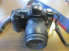 Canon Eos Rebel X Camera w/ 35-80mm Zoom Lens